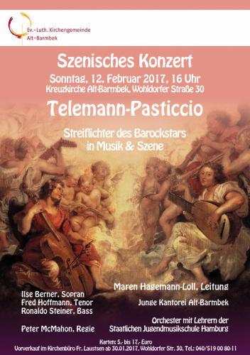 10 Telemann-Pasticcio